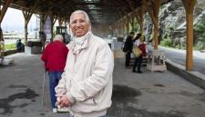 Boutros Romhein gledet seg over å være tilbake i Os.